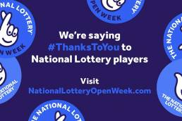 The National Lottery Open Week returns for 2021, offering free entry and discounts at hundreds of venues across the UK this June